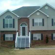 Rental info for Single Family Home Home in Calhoun for For Sale By Owner