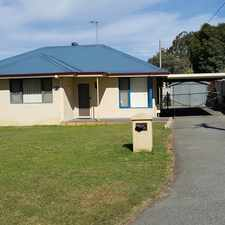 Rental info for APPLICATIONS PENDING in the Perth area