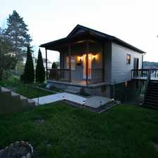 Rental info for AMBRIDGE 2 BEDROOM HOME WITH LARGE DECK AND FRONT PORCH - RENT OR RENT TO OWN - SELLER FINANCING AVAILABLE