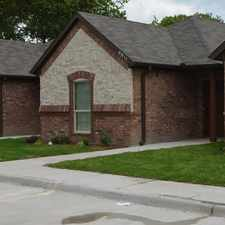 Rental info for 6925 Jack Finney- Town Home