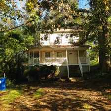 Rental info for 2 story with a shady, private location off Merriman