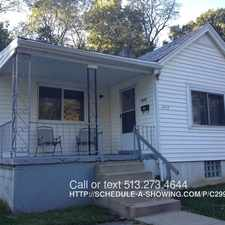 Rental info for 6313 Betts Avenue in the College Hill area