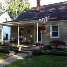Rental info for Imaculate Birmingham 3 Br Home in the 48009 area