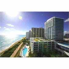 Rental info for 6899 Collins Avenue #904