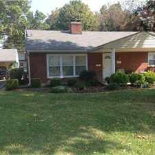 Rental info for House for rent. in the Louisville-Jefferson area
