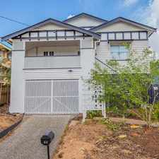Rental info for Picturesque Queenslander with Modern Twist