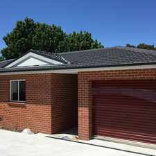 Rental info for Brand new residence Most Convenient Location in Seven Hills 61 Seven Hills Road South Rent $460 per Week in the Sydney area