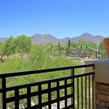 Rental info for $3500 2 bedroom Townhouse in Scottsdale Area