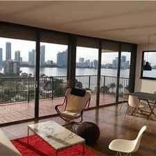 Rental info for Enjoy Spectacular Sunsets & Unobstructed Bay Views in the Miami area