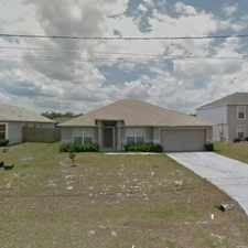 Rental info for Poinciana Rental - Single Family Home