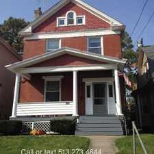 Rental info for 4109 Ivanoe in the Evanston area