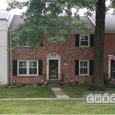 Rental info for $3900 3 bedroom Townhouse in Springfield in the Burke area