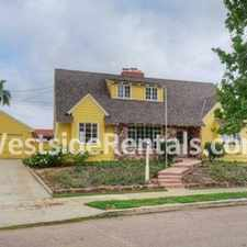 Rental info for HOuse in the Kensington area