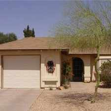 Rental info for HOUSE $1025 / 3br /2ba / 1200 ft2 in the Mesa area