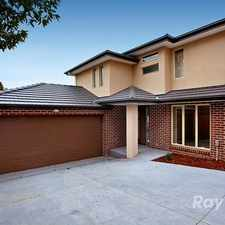 Rental info for MODERN TOWNHOUSE, PERFECT LOCATION