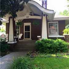 Rental info for Single-family, historic home in great neighborhood