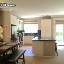 Rental info for $8400 3 bedroom House in Irvine in the Irvine area