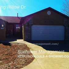 Rental info for 6880 Weeping Willow Dr.