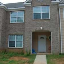 Rental info for 5 Bedroom/3 Bath Townhome near the University of West Georgia and Tanner Hospital