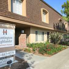 Rental info for Huntington Highlander Apartment Homes