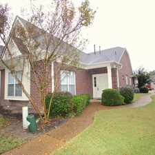 Rental info for 3059 Goforth Way- A Beautiful Bartlett Townhome in the Memphis area