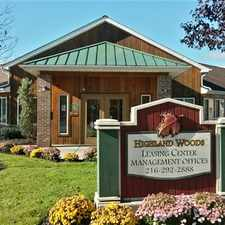Rental info for Highland Woods Apartments