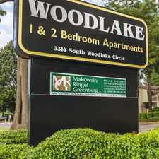 Rental info for Woodlake in the Memphis area