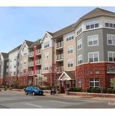 Rental info for Village at Stamford