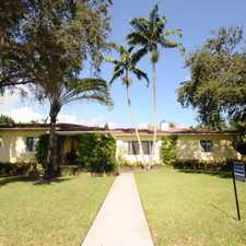 Rental info for SOLD!! Miami Shores in 4 days!