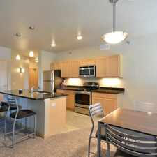Rental info for Broadway boasts the best in downtown living Menomonie has to offer.