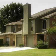 Rental info for Waterbury Place Town Homes