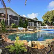 Rental info for 5 x 2 HOME WITH SPARKLING POOL READY FOR SUMMER! in the Clarkson area