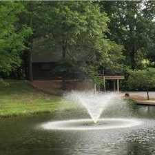 Rental info for Cedar home on 3 acres with a pond