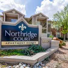 Rental info for Northridge Court Apartment Homes in the Midland area