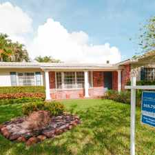 Rental info for SOLD!! Miami Shores