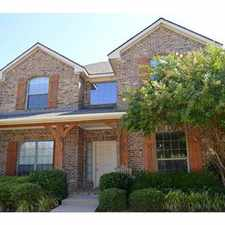 Rental info for 4 BDR Mckinney Home for Lease (Allen ISD) in the McKinney area