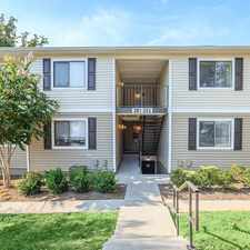 Rental info for The Henley Apartment Homes in the Knoxville area