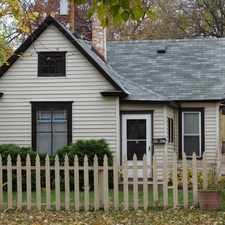 Rental info for 4237 Emerson Avenue North