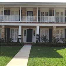 Rental info for Gorgeous Apt for rent in Metairie! must see!