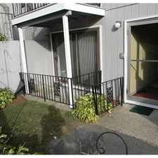 """Rental info for 2 bedrooms Apartment - DESIRED"""" 1st level end unit. in the 01835 area"""