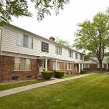 Rental info for Hampton Court Apartments