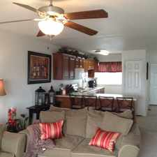 Rental info for AVAILABLE Aug -3 Bedroom 2 Bath Four Winds Village Townhome Ranch Style
