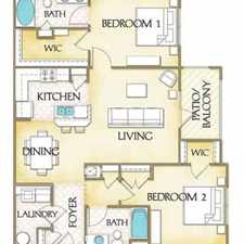 Rental info for Cleveland Crossing Luxury Apartment Homes
