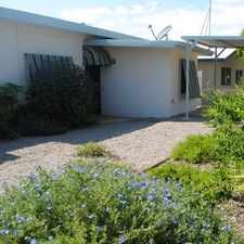 Rental info for Enjoy quiet living in this Charming Unit and spacious Garden in the Mount Isa area