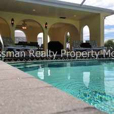 Rental info for 1706 SE 39th St in the Cape Coral area