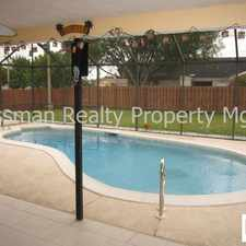 Rental info for #SE 8th Terrace in the Cape Coral area