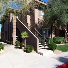 Rental info for 7009 E Acoma DR #1107