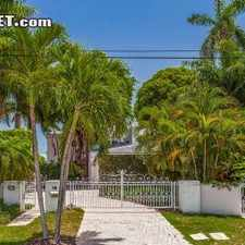 Rental info for Five+ Bedroom In Miami Beach in the Miami Beach area
