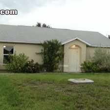 Rental info for Three Bedroom In Lee (Ft Myers)
