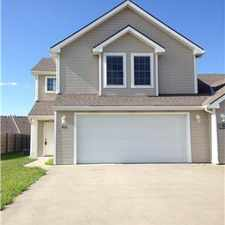 Rental info for NICE DUPLEX - AVAILABLE IMMEDIATELY 4 Bdrm